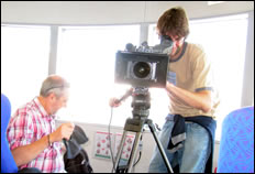Yesterday's Cowes Film Crew Explained: