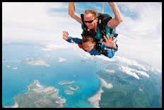 Asa Singleton Diving Down to Earth