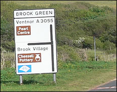 David Tolfree: Why Brook Village Isn't a Good Place To Put Military Road Traffic