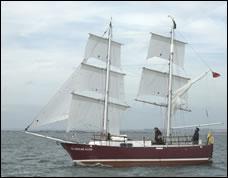 Little Brig Sailing Trust Names Second Tall Ship