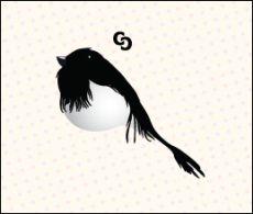 Cuckoo Bird Logo