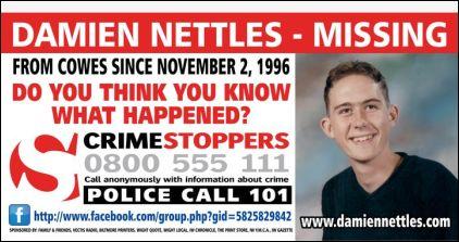 Damien Nettles Appeal