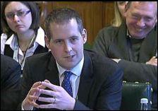 David Pugh at Select Committee