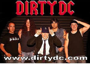 Dirty DC At The Ventnor Winter Gardens