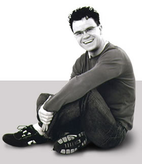 Wight Words Festival: Dominic Holland