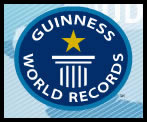 Guinness World of Records Visits Whitwell