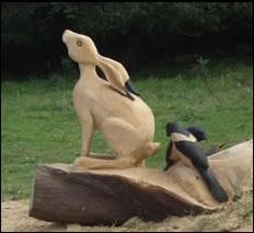 Arreton Hare