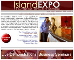 Don't Forget Island Expo Starts Today