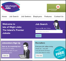 Isle of Wight Jobs: New Service Launched