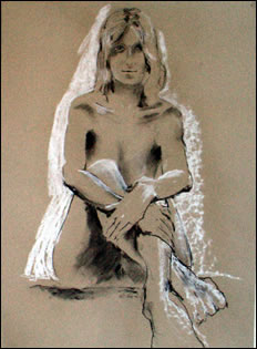 Life Drawing Classes with Barry Ecuyer
