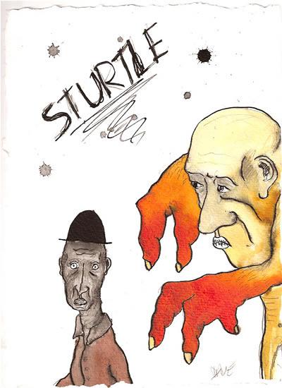 Isle of Wight Words: Sturtle