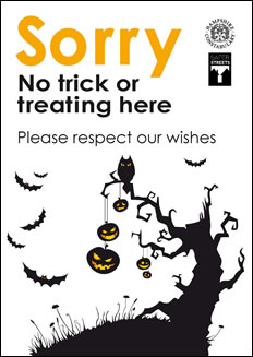 Trick or Treat? Make Your Choice