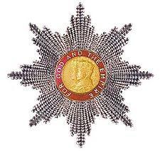 Grand Cross - OBE