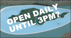 Ventnor Paddling Pool To Close at 3pm?