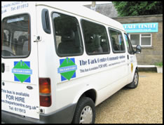 The Park Centre: Minibus