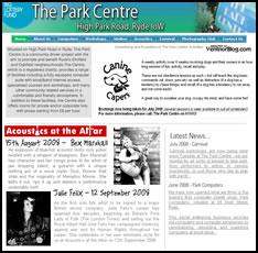 The Park Centre: News Update