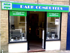 Park Computers, Ryde: Community Computer Shop