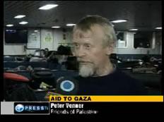 Islander Peter Venner Was On-Board Mavi Marmara Attacked By Israel (Video)