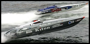 Powerboat P1: Cowes