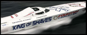 Powerboat P1 Cowes