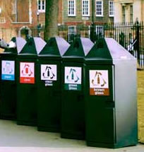 Recycling Bins: Design A Logo Competition