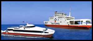 Red Funnel For Sale