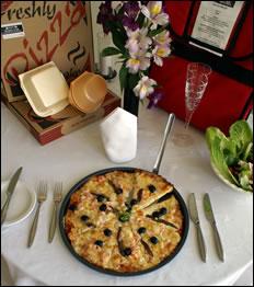 Ventnor Pizza, Pasta and Fine Food Delivery: The Rex Piano Bar