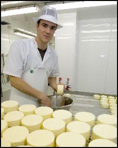 Richard Hodgson - IW Cheese Co