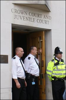 Vestas Sit-In: Court Case Adjourned: Full Report (Updated)