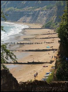 Shanklin Uk 39 S Sunniest Place On Saturday Isle Of Wight