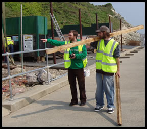 Ventnor Skate Ramp Comes Down