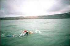 Richard Beardsall Will Attempt Solo Round Island Charity Swim Tonight Isle Of Wight News From