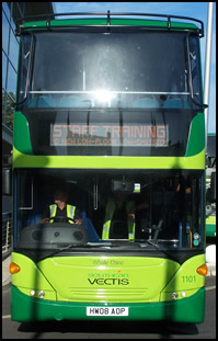 Southern Vectis Bus Routes Back In Service