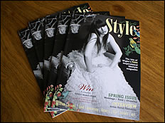 The Latest Style of Wight Magazine Out