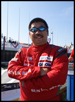 Powerboat P1 Cowes: Martin Lai (SunLik) Podcast