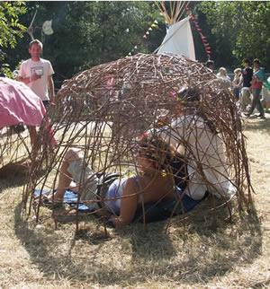 Tim Johnson Runs Nomadic Art Week