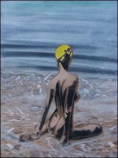 My Naked Muse By Tony Trowbridge