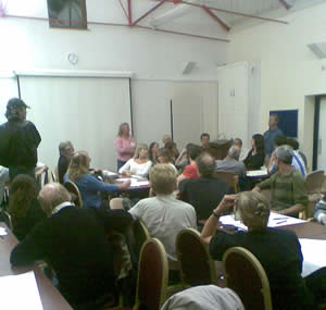 Transition Island Launch A Huge Success