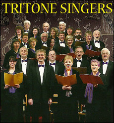 Tritone Singers Perform In Brighstone