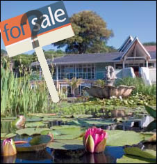 Ventnor Botanic Garden: Council Are Looking At Selling It Off