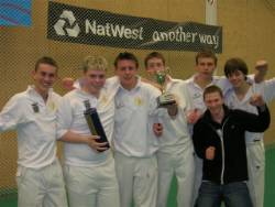 Ventnor Under-16s Win Indoor Cricket Championship