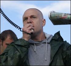 Vestas Sit-in: Occupier Mike Bradley Speaks
