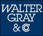 Water Gray Logo