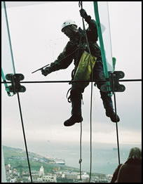 Calling All Window Cleaners