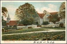 Yaverland Manor Open Garden
