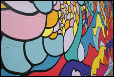 Ventnor Youth Centre: New Mural Complete