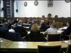 Live Coverage Of Cabinet Meeting Update 5 Isle Of Wight News