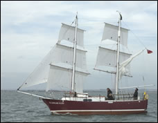Little Brig Sailing Trust Names Second Tall Ship