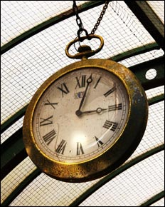 Clock by IDS Photos