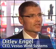 Ditlev Engel, Vestas